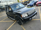 LARGER PHOTOS: Land Rover Discovery 3 SE 2.7L Diesel Black 7 Seater 2006 W/ 2012 Facelift