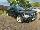 LARGER PHOTOS: Mercedes c180 kompressor automatic avantgarde 2007 spares or repair Petrol