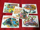 1980 Topps Weird Wheels Trading Cards 29