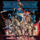 Deathrow : Riders of Doom CD Expanded  Album (2018) Expertly Refurbished Product