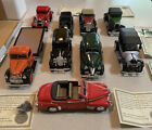 National Motor Museum Mint Signature Diecast Cars 1 32 Lot Of 9 Ertl Maisto