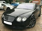 LARGER PHOTOS: 2004 BENTLEY CONTINENTAL GT 6.0 W12 - FABULOUS EXAMPLE 11 SERVICES, LEATHER NAV