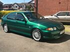 LARGER PHOTOS: MG ZS 180, 2.5 V6 Stunning Lemans Green, excellent condition and service history