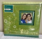 Girl Scouts Scrapbook Album 12 x 12 Memory Book by K  Company