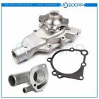 Water Pump Thermostat For Jeep Grand Cherokee Wrangler TJ 40L