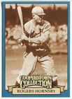 1996 Kenner Starting Lineup Cooperstown Collection Card Rogers Hornsby Cardinals