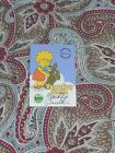 The Simpsons Tenth Anniversary Yeardley Smith: Lisa Simpson A3 Autograph Card