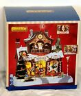 Lemax Christmas Village Lighted  SANTA'S WORKSHOP BUILDING  #35558 ~ NIB