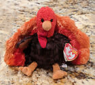 TY Leftovers the turkey beanie baby babies beanies with tags Thanksgiving Day