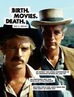 Birth Movies Death Magazine Issue 12 June 14 BUTCH CASSIDY AND THE SUNDANCE KID