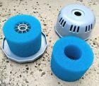 lay in clean spa Hot Tub S1 Washable lazy Bio foam 2 4 x UK VI Z type filter