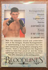 2013 Topps UFC Bloodlines Trading Cards 19