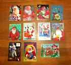Santa Claus Surprises in 2013 Topps Strata Football 14
