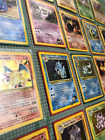 Pokemon base set WOTC lot old vintage 10 card HOLO RARE shadowless 1st edition