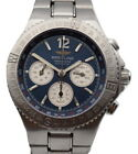 Breitling Hercules Chronograph 45mm Automatic Men's Watch A39363 - Mint