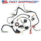 Quality Electric Wiring Harness Wire Loom For ATV QUAD CG150 200 250CC Stator