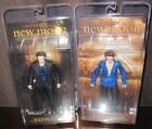 Twilight New Moon Edward Figures Set of 2 NECA NEW IN PACKAGE