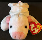 "1993 Original TY Beanie Baby ""Squealer"" New With Tags - Retired. With Tag Errors"