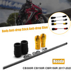 Fit For HONDA CB300R CB150R CBR150R 17-2020 Anti-fall Stick Anti-drop Bar Device