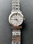 Burberry Men's Heritage silver stainless BU1350