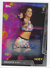 2018 Topps WWE NXT Wrestling Cards 9