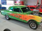 1964 Chevrolet Nova Gasser Custom '64 Chevy Nova Gasser, Discovery Channel Build,