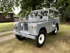LAND ROVER SERIES 2A 1968 SEVEN SEATER 21 4 PETROL TOTAL NUT AN BOLT RE BUILD