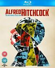 Alfred Hitchcock The Masterpiece Collection Blu Ray