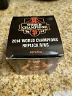 San Francisco Giants Give Fans 2014 World Series Ring Replicas in Stadium Giveaway 12