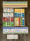 Lot of Creative Memories Great Length Stickers  Dimensional Shapes