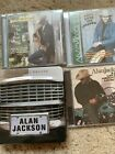 Alan Jackson Collector's Edition 3 CDs In Metal Box