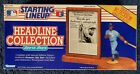 1991 Kenner SLU Starting Lineup Headline Collection Bo Jackson K.C. Royals