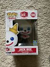 Funko POP SDCC 2020 Exclusive Jack In The Box Ad Icons. IN HAND!