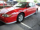 2000 Chevrolet Monte Carlo 2000 Chevrolet Monte Carlo Limited Edition Pace Car Replica #723 of 2222