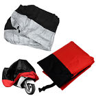 3XMotorcycle Bike Moped Scooter Cover Waterproof Rain UV Dust Prevention D H2X7