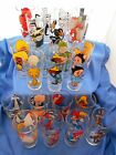 Set of 22 Pepsi 1973 Looney Tunes Collector Series Glasses Warner Brothers