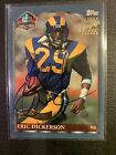 1999 TOPPS HALL OF FAME ERIC DICKERSON