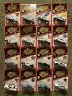 LOT OF 16 ROAD CHAMPS POLICE SERIES SQUAD CARS UNITED STATES USA FORD CHEVROLET
