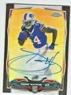 2014 Topps Chrome Football Rookie Autographs Guide 88