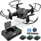 4DRC V2 Mini Drone With 720P HD Wifi FPV Camera Foldable RC Quadcopter for kids