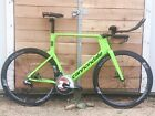Cannondale Super Slice 58cm Metron Fully Loaded w Vision Metron + Di2 2 rides