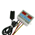 2XAD 12V ZFX ST3022 LED Digital Dual Thermometer Temperature Controller T A5B7