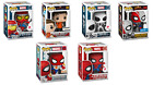 Funko Pop! Marvel Spider-man Exclusives Lot (12 Total Pops) Walgreens, Hot Topic