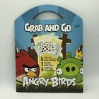 Angry Birds Grab and Go Sticker Book [205 Stickers] Collectible Brand New