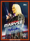 2016 Topps WWE Divas Revolution Wrestling Cards 16