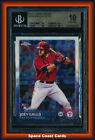 2015 Topps Chrome Baseball Rookie Short Print Guide, Refractor Parallels and Possible 11th Variation 33