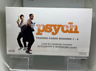 PSYCH TRADING CARDS SEASONS 1 - 4 FACTORY SEALED BOX