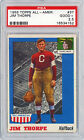 Jim Thorpe Cards and Autograph Guide 2
