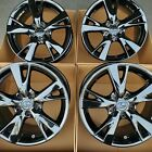 18 Lexus IS250 IS350 IS300 Factory OEM Wheels Rims Black ES350 GS350 74218