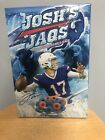 LIMITED EDITION JOSH'S JAQS BUFFALO BILLS JOSH ALLEN CEREAL UNOPENED BOX